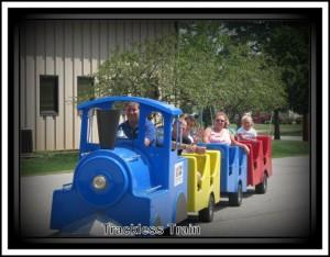 Trackless Train Rentals Ohio