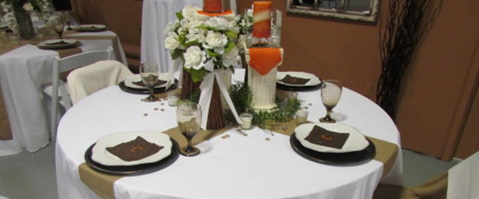 Wedding Accessory Rentals