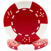 Red poker chip rental