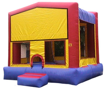 13x13 Basic Moonwalk - Bounce House Rentals