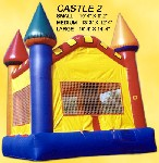 15x15 Castle - Bounce House Rentals