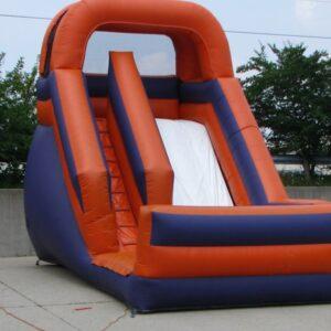 Inflatable Slide Rentals 18 Foot