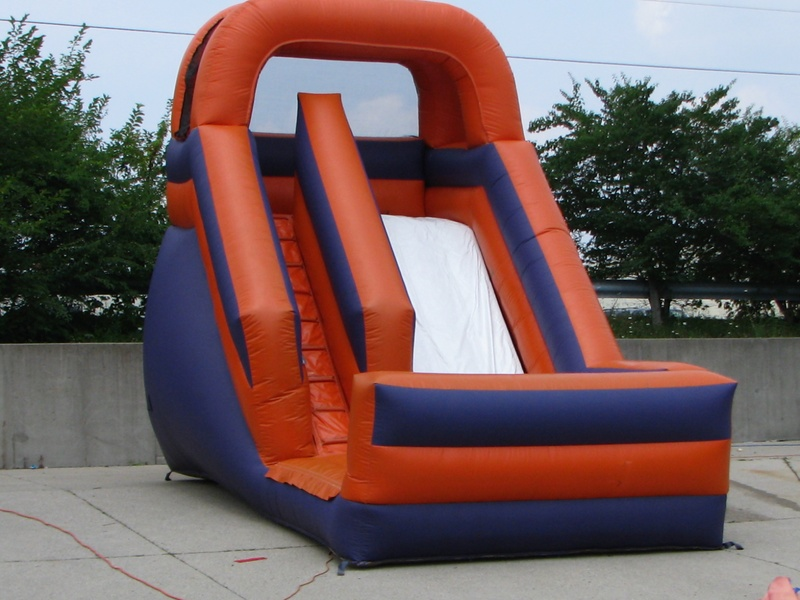 Inflatable Slide Rentals 18 Foot
