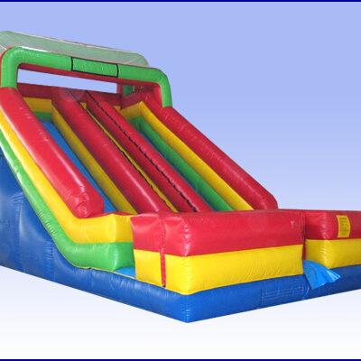 22 Ft Dual Lane Slide