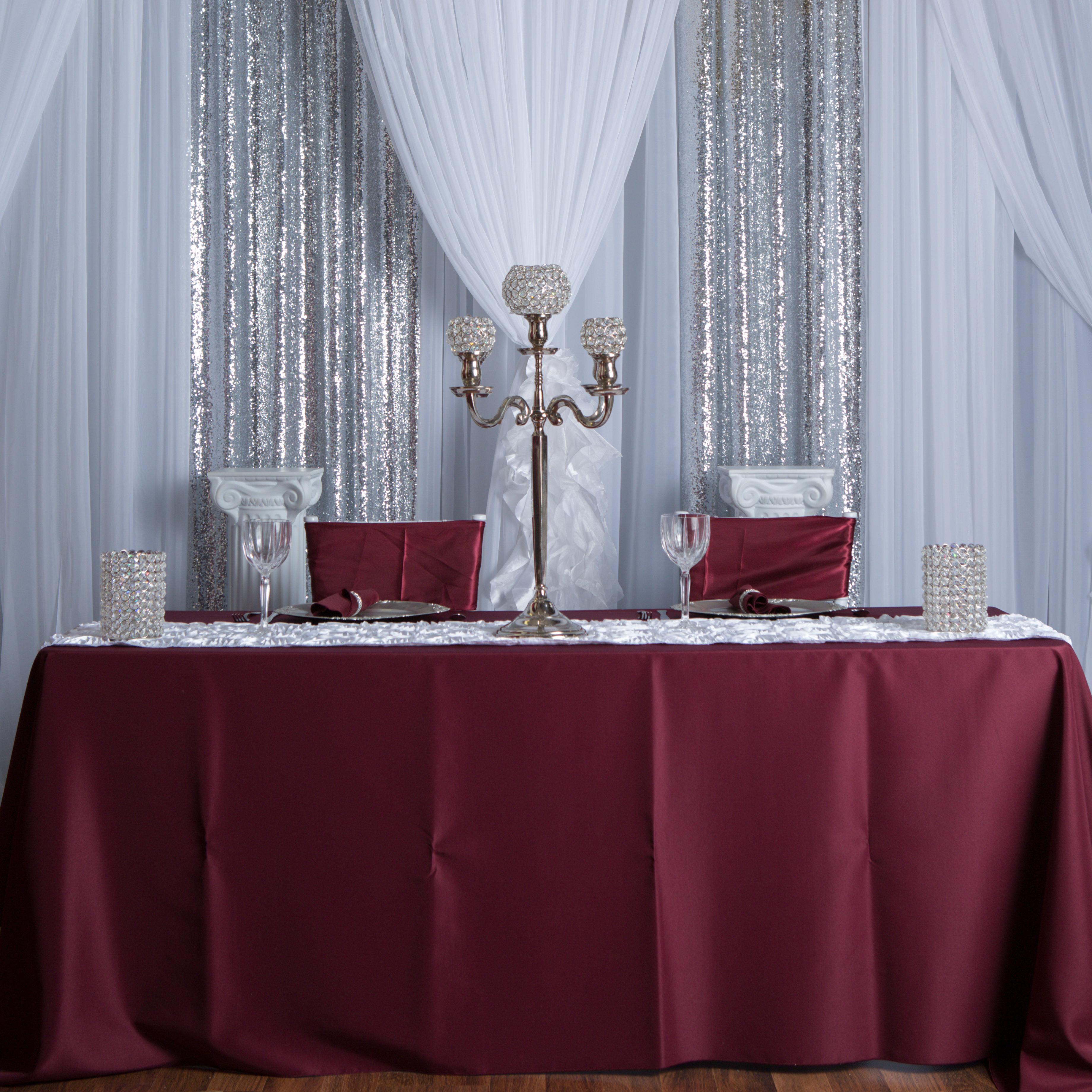 Table Skirt Rentals