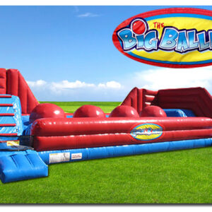 Big Baller Inflatable Rental