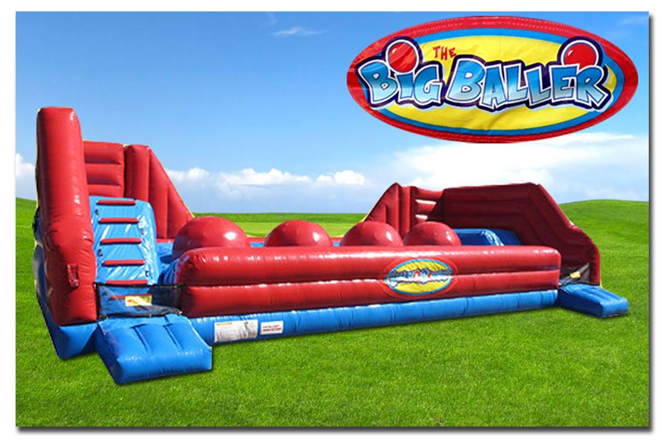 Big Baller Inflatable Rental