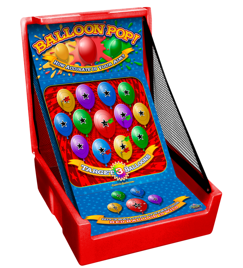 Balloon Dart Carnival Game Party Rentals Corporate