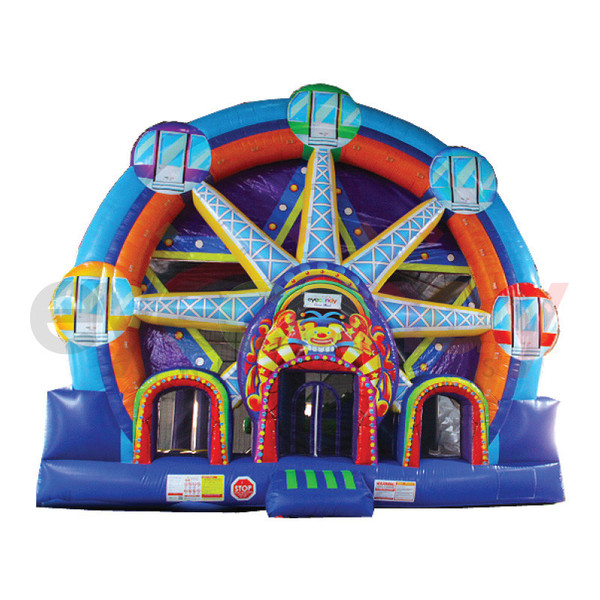 Ferris Wheel 5 in 1 Inflatable Combo Rental