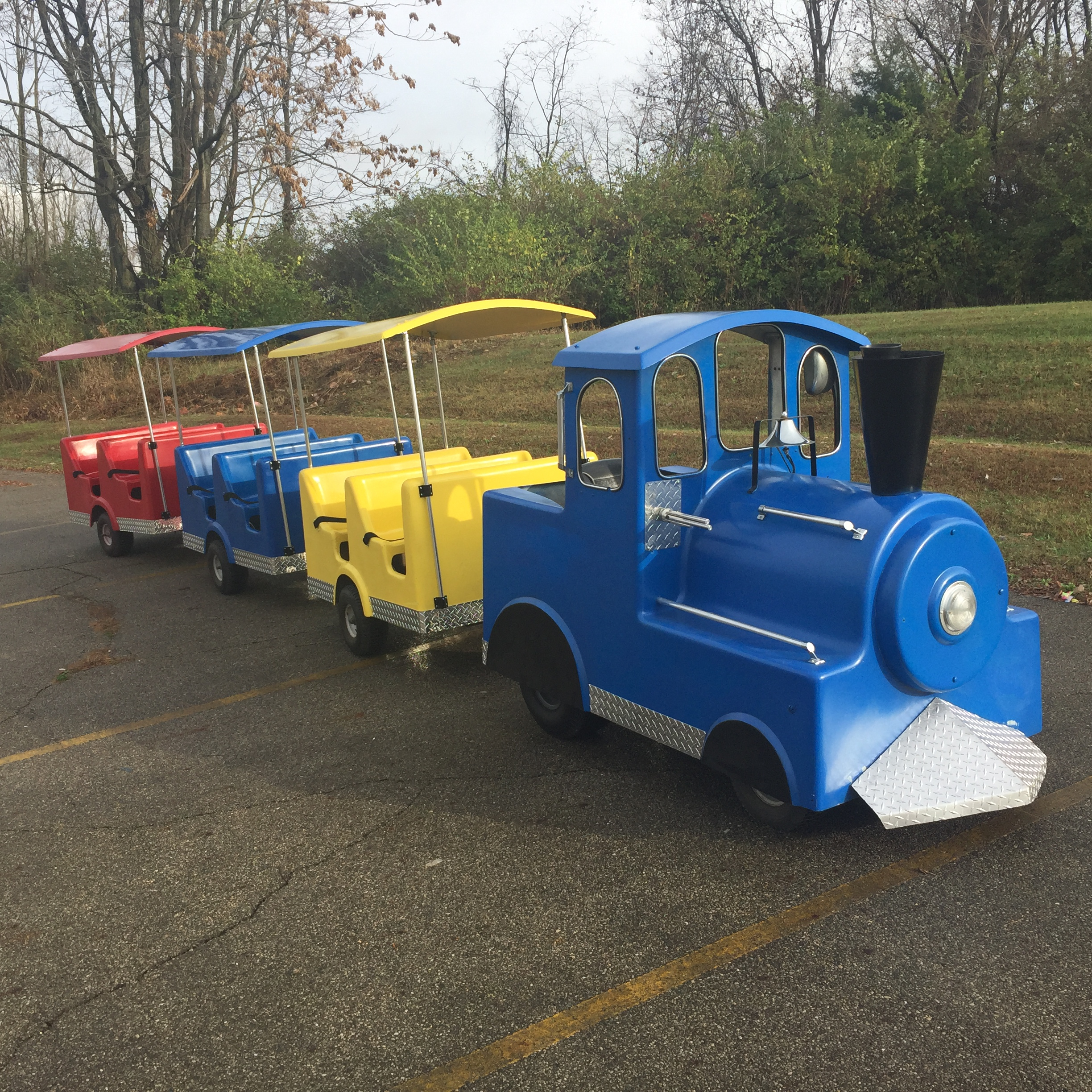 Trackless Train Rental Party Rentals Corporate Events