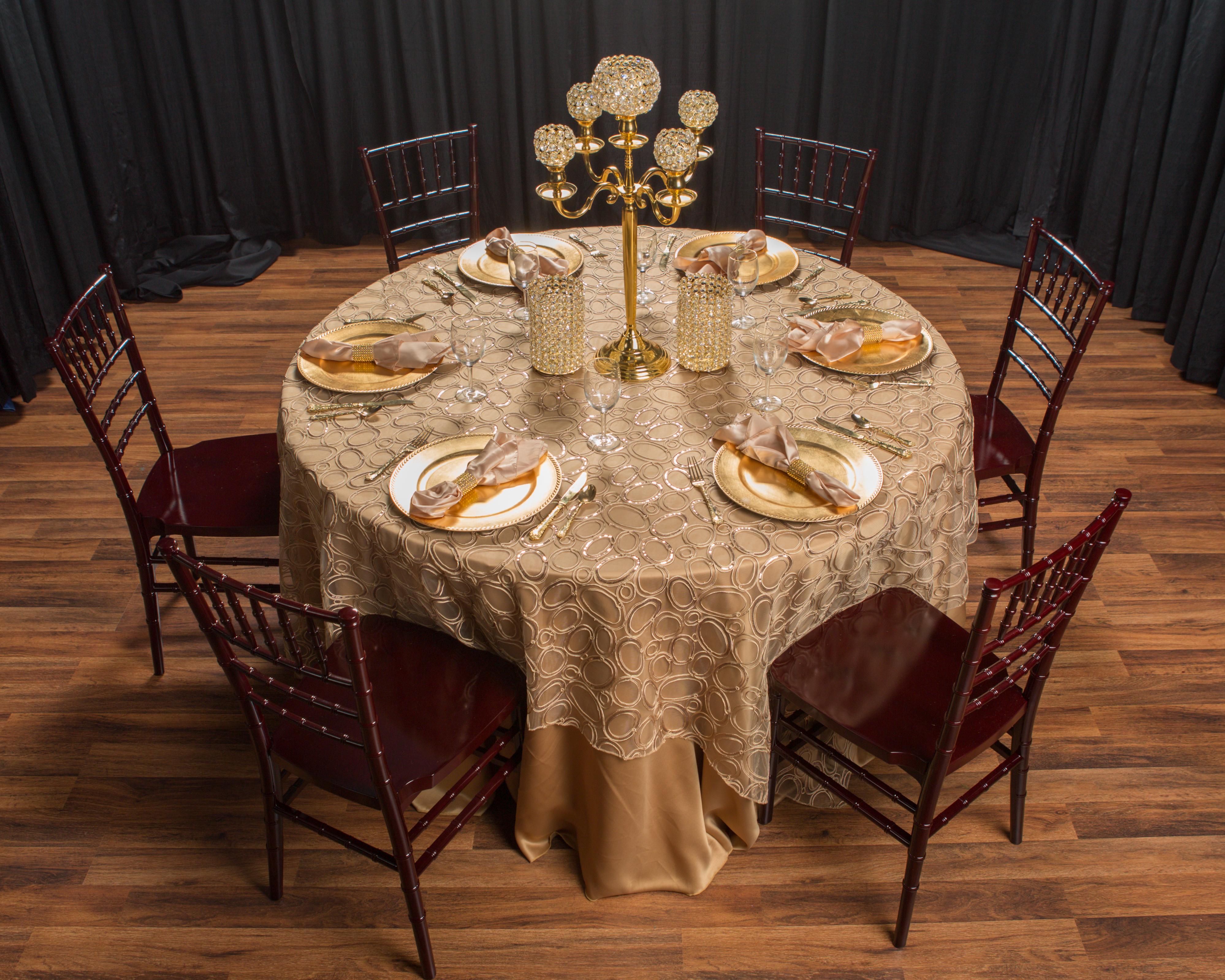 Linen Rentals A&S Party Rental Weddings