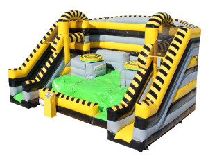 Toxic Twister Interactive Inflatable Rental