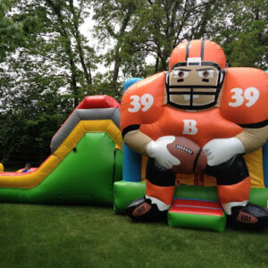 Bengal Bouncer Combo - Bounce House Rentals