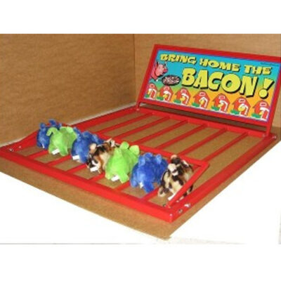 Bring Home the Bacon Carnival Game