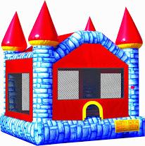 15x15 Camelot Castle - Bounce House Rentals