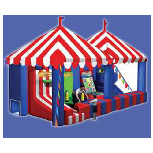 Inflatable Carnival Midway