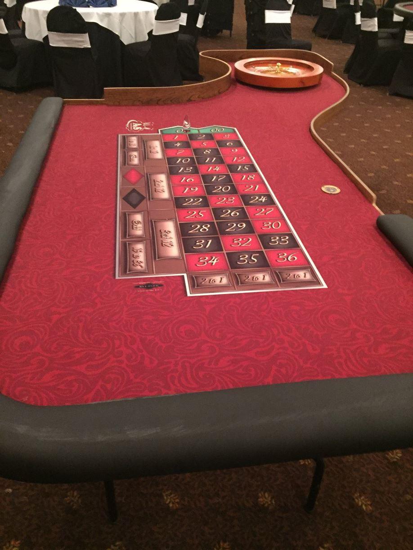 Roulette Casino Table