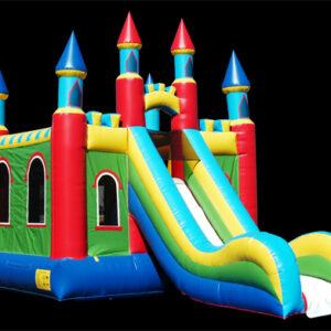 Castle Slide - Bounce House Rentals