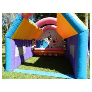 inflatable carnival game rental