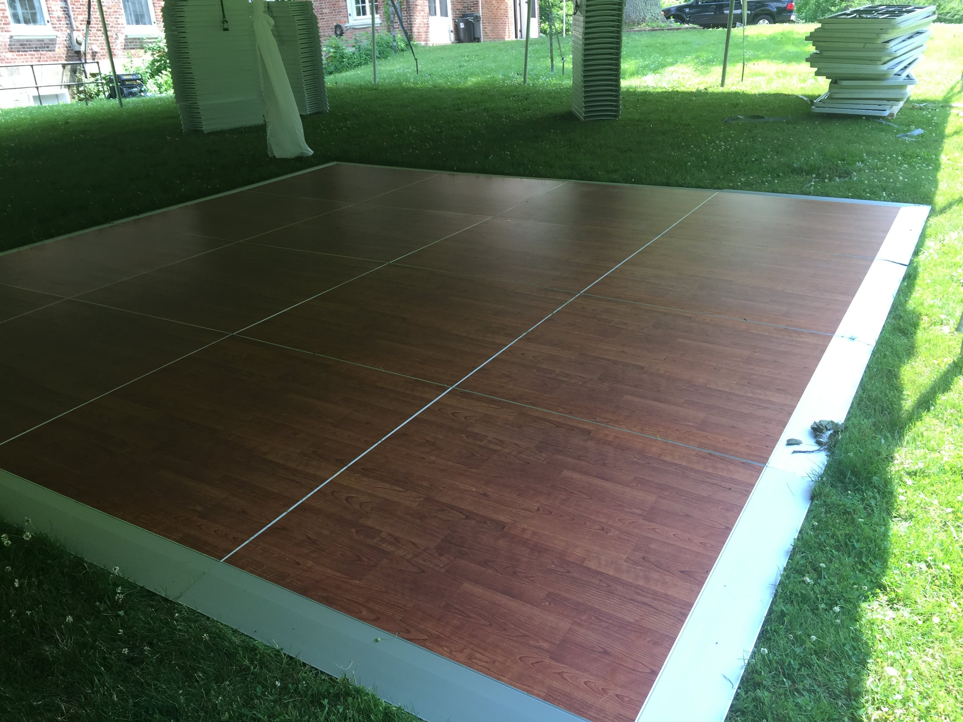 Dance Floor Rental Dayton Cincinnati