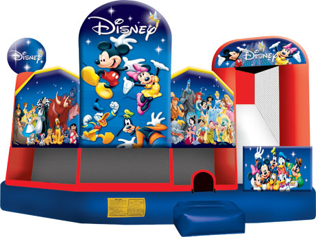 NEW World of Disney Bounce House Rental