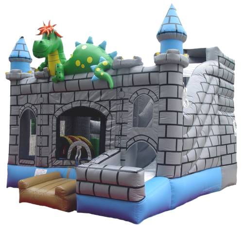 Dragon 5n1 - Bounce House Rentals