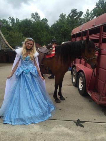 Entertainers - Elsa Frozen Character Rental