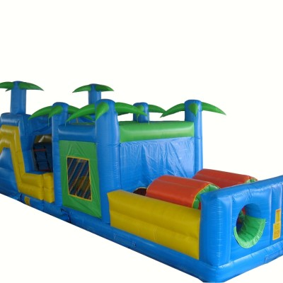 Fortress Inflatable Obstacle Course