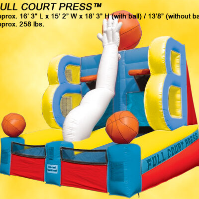 Inflatable Basketball CrossTown Shootout