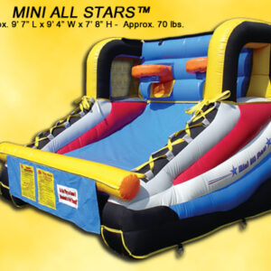 Inflatable Basketball Mini Hoops