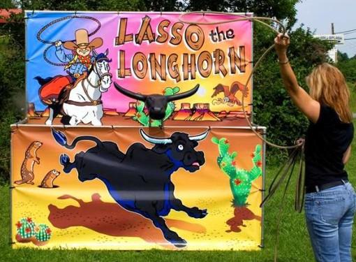 Long Horn Lasso