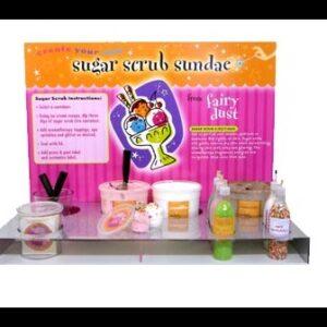 NEW Make Your own Sugar Scrub Sundae's