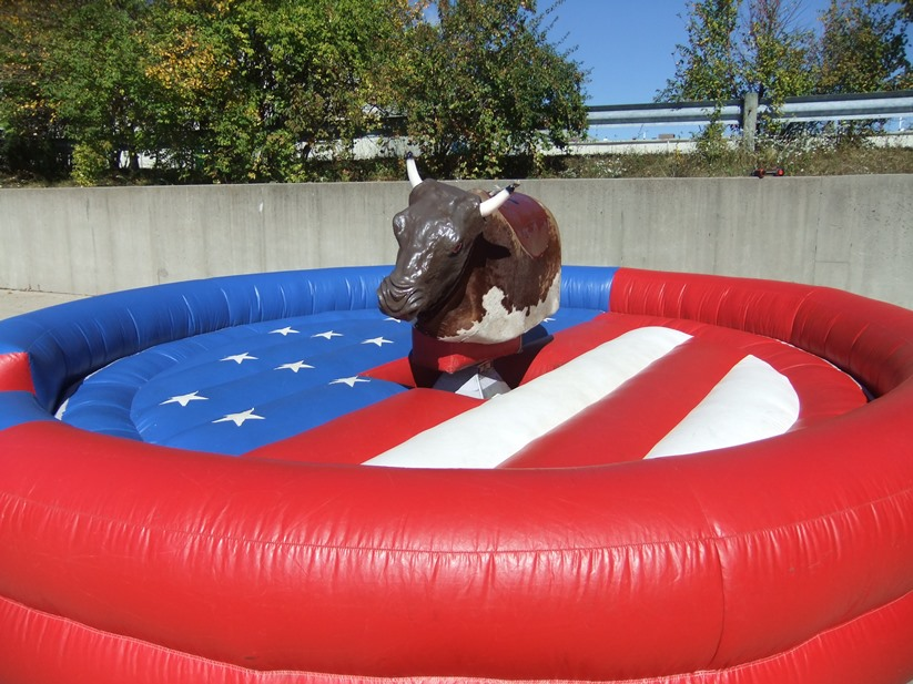 Mechanical Bull Party Rentals Corporate Events Planner