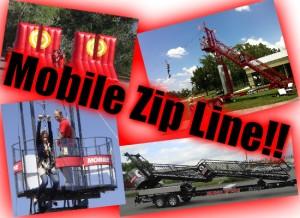 Mobile Zip Line