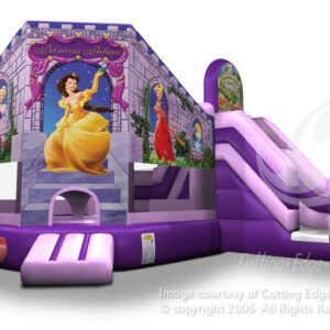 Princess Castle Club - Bounce House Rentals