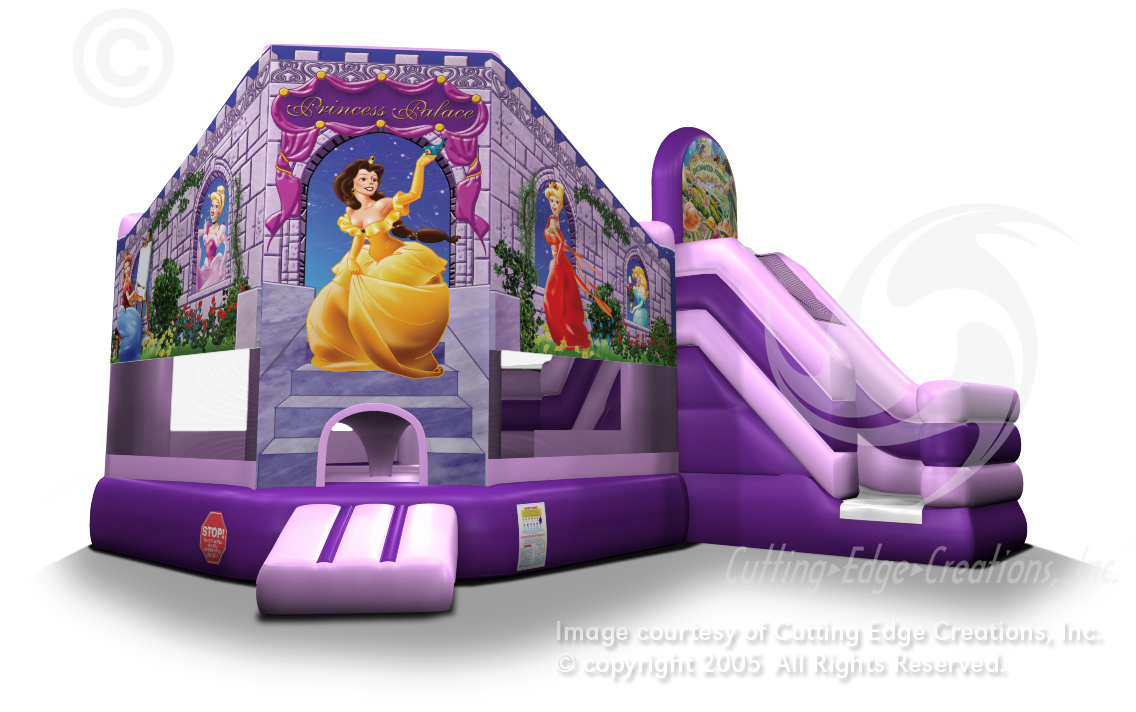 Princess Castle Club - Bounce House Rentals