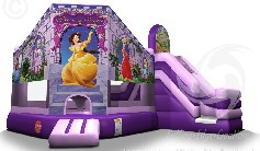 Princess Bounce House Rental In Cincinnati Ohio