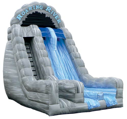 Roaring River Inflatable Slide Rental