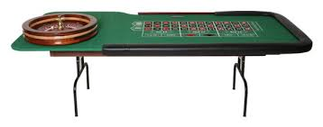 Roulette Table Hire