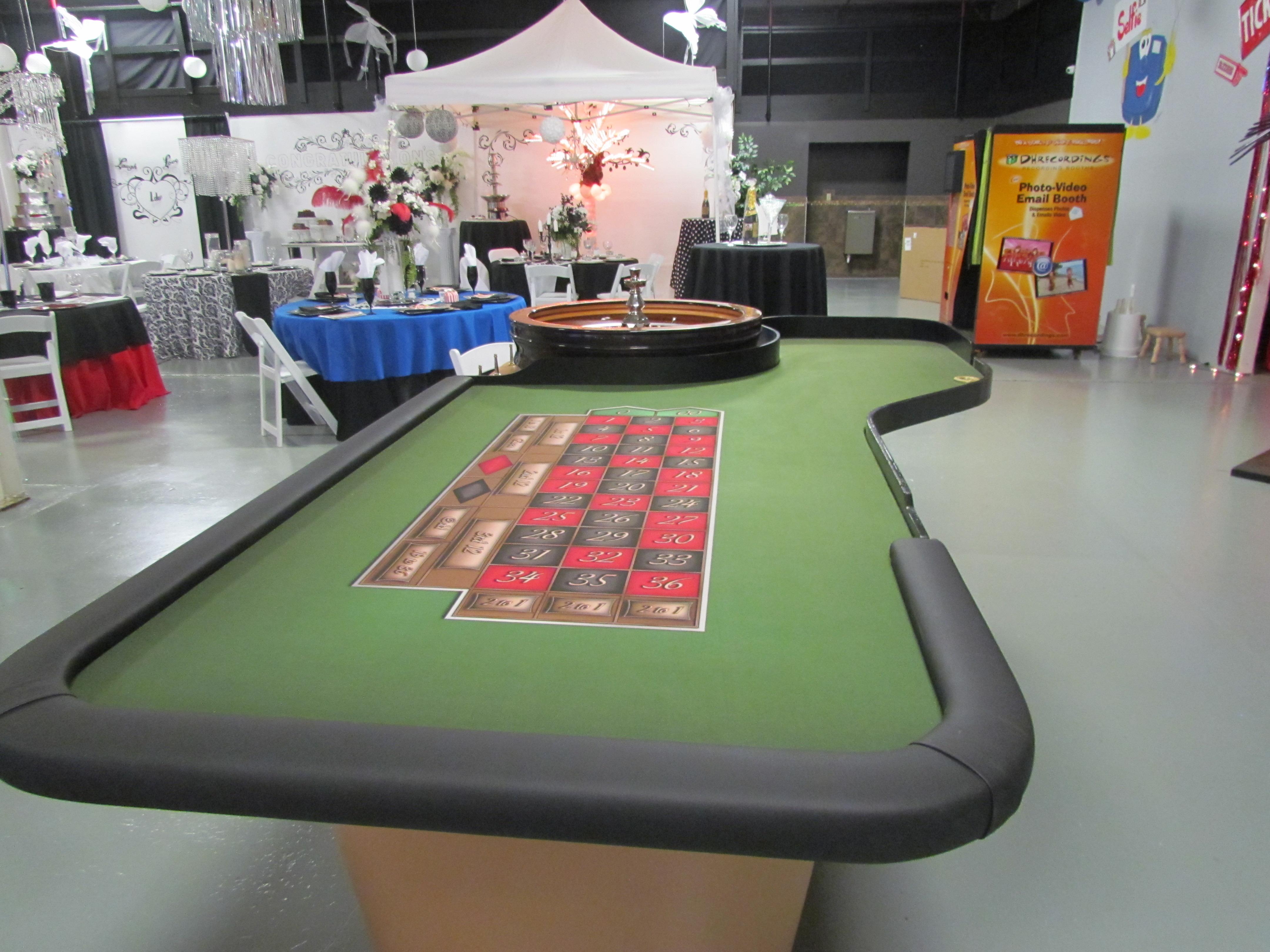 Roulette Table Al