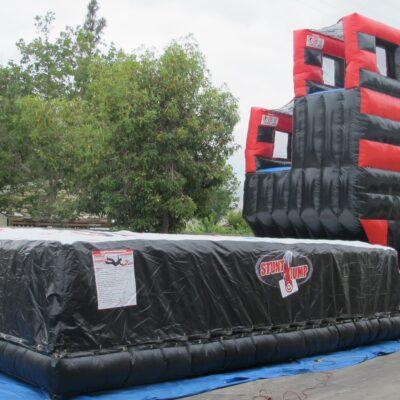 Freefall Double Stunt Jump Rental