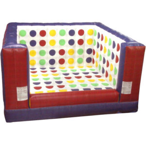 Inflatable Twister 3-D