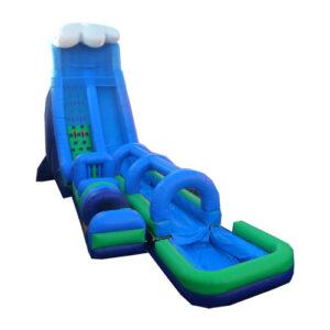 Velocity Extreme Challenge Slide