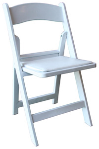 White Chair Rental