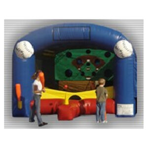 Wiffle ball inflatable rental