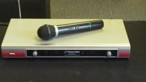 Wireless Microphone - Audio Visual Rentals