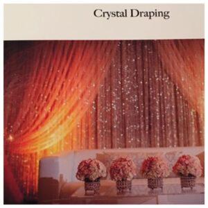 Crystal Drape