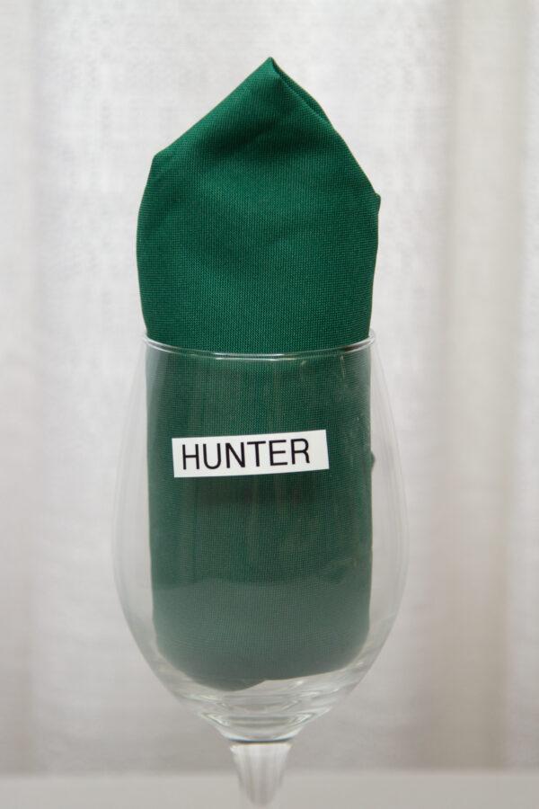 Hunter Linen