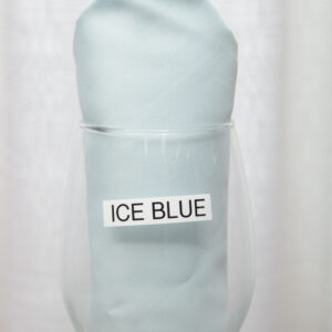 Ice Blue Linen