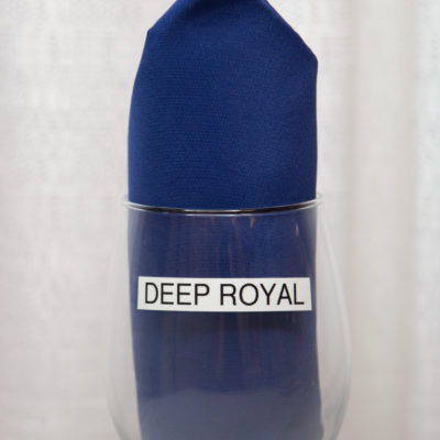 Deep Royal Linen